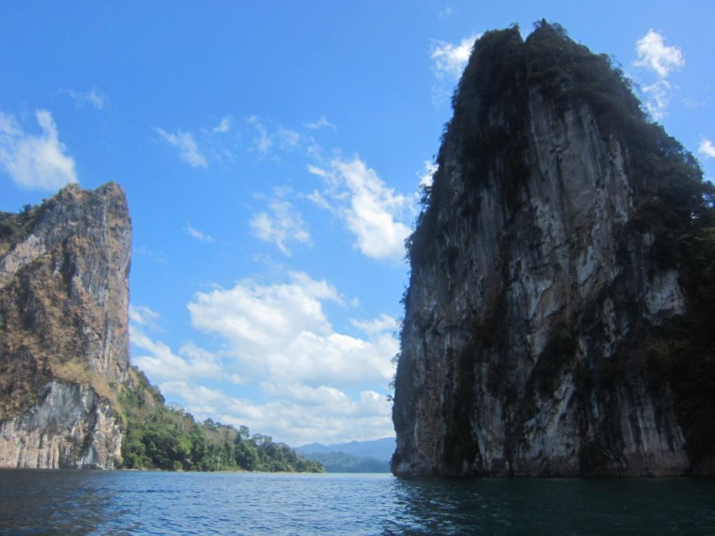 The Lake at Khao Sok